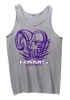 Rams DT5300 Sports Grey Football Tank