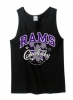 Rams DT5300 Black Cheer Tank
